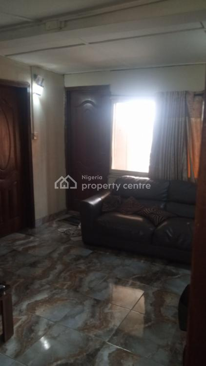 Nice and Well Renovated 2 Bedroom Flat, Game Village, Bode Thomas, Surulere, Lagos, Flat for Sale