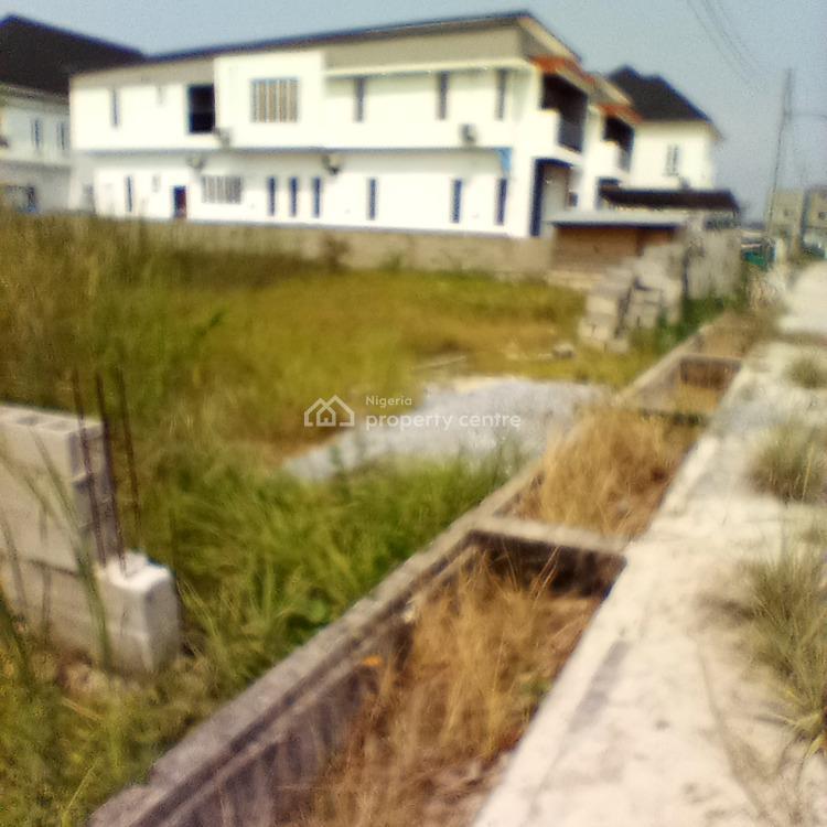 717sqm Dry Land., Megamound Estate. Lekky County Homes., Lekki, Lagos, Residential Land for Sale