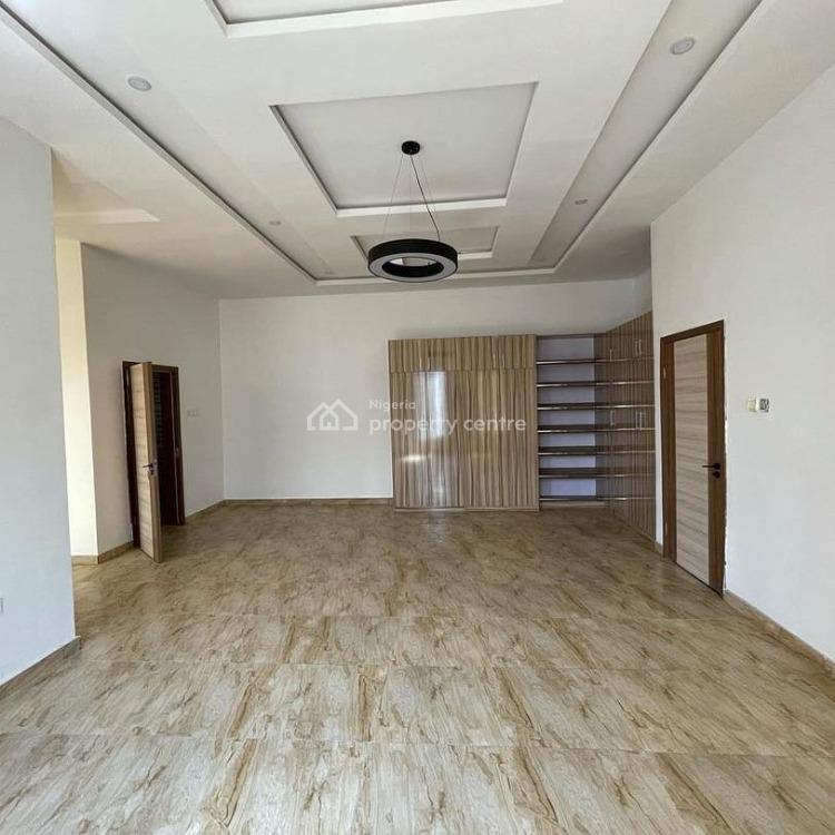 4 Bedroom Semi-detached with Bq, By Chevron Toll Gate, Lekki Expressway, Lekki, Lagos, Semi-detached Duplex for Sale