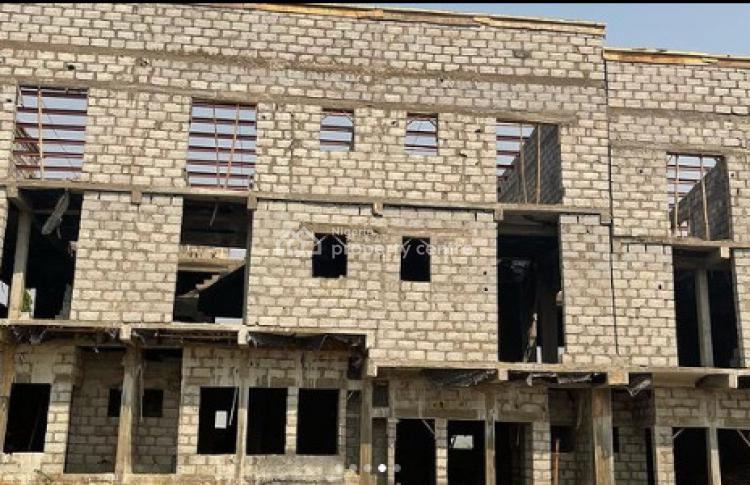 Exquisite 4 Bedroom Terraced Duplex, By Polo Club, Life Camp, Abuja, Terraced Duplex for Sale