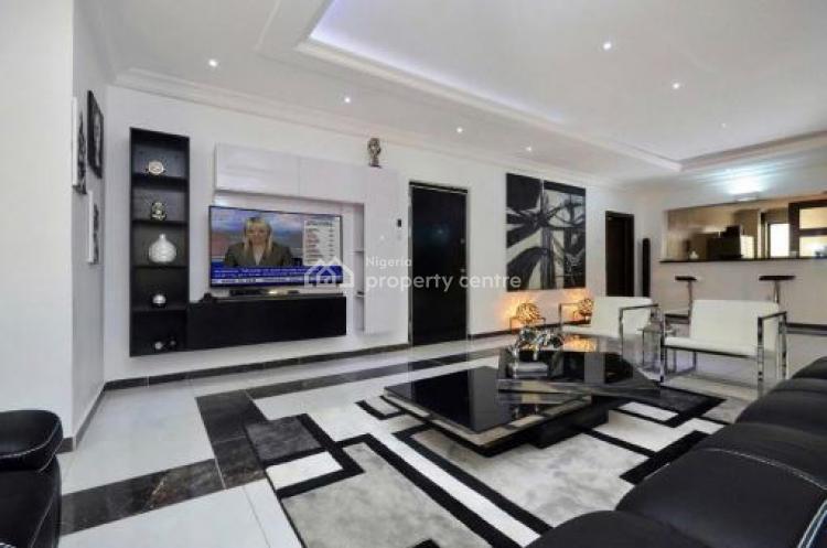 3 Bedroom Pent House, Lekki Phase 1, Lekki, Lagos, Flat Short Let