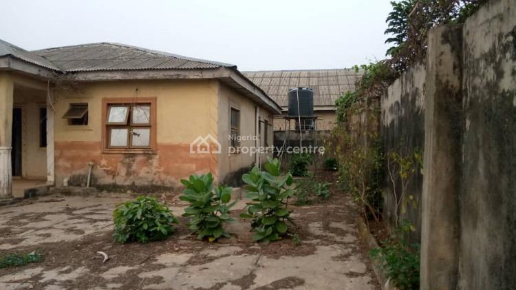 Affordable 3 Bedroom Flat Bungalow on a Full Plot, Odogunyan Area, Ita Oluwo, Ikorodu, Lagos, Detached Bungalow for Sale