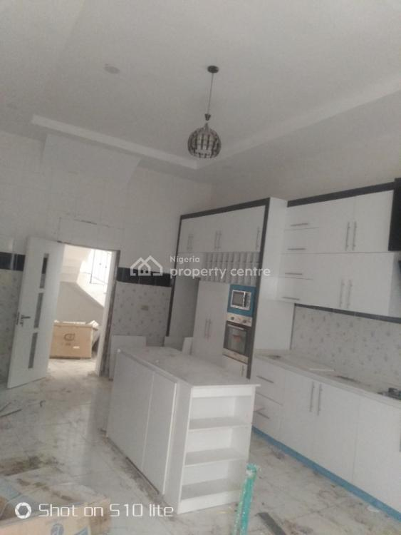 Exquisite Luxury 5 Bedroom Fully Detached with Waterfront, Chevron Drive, Lekki, Lagos, Detached Duplex for Sale