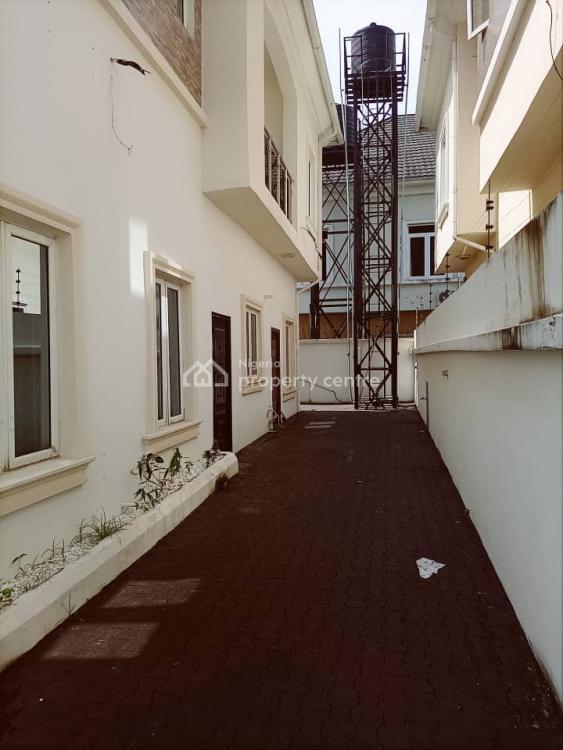 Fully Finished 5 Bedroom Detached Duplex, Chevron Drive, Lekki, Lagos, Detached Duplex for Sale