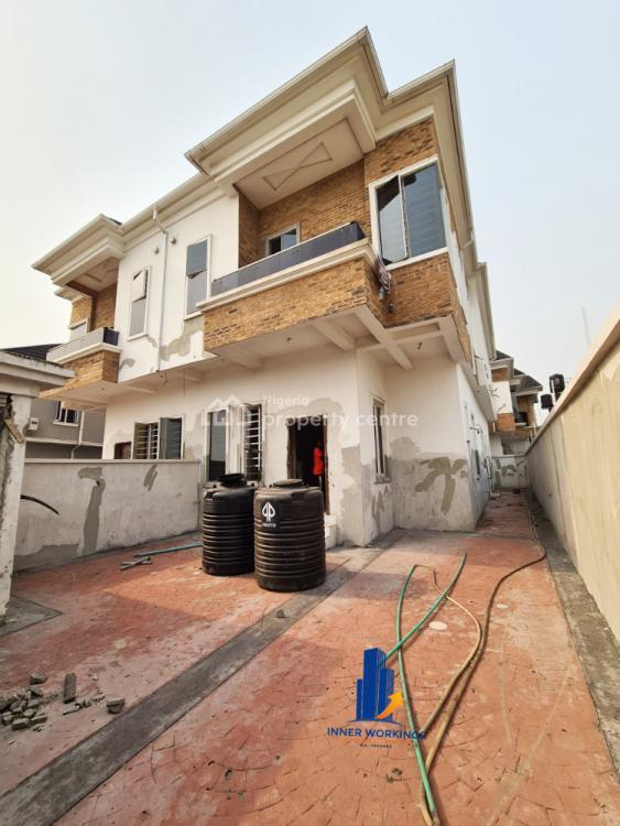 Affordable 4 Bedroom Semi-detached Duplex in a Gated Estate, Ikota, Lekki, Lagos, Semi-detached Duplex for Sale