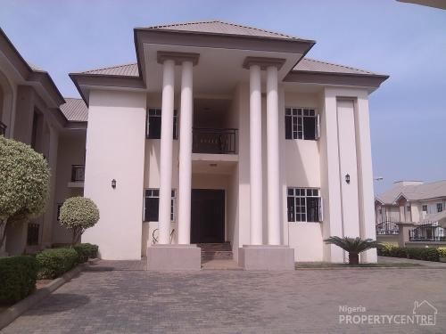 Property for rent in jabi abuja nigerian real estate for Types of houses in nigeria
