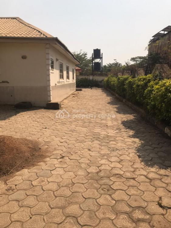 3 Bedrooms Fully Detached Bungalow with Bq, Gaduwa, Abuja, Detached Bungalow for Sale