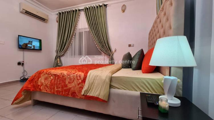 Newly Furnished 3 Bedroom Apartment with Ps5, Primewater Gardens Off Freedom Way, Lekki Phase 1, Lekki, Lagos, Flat Short Let