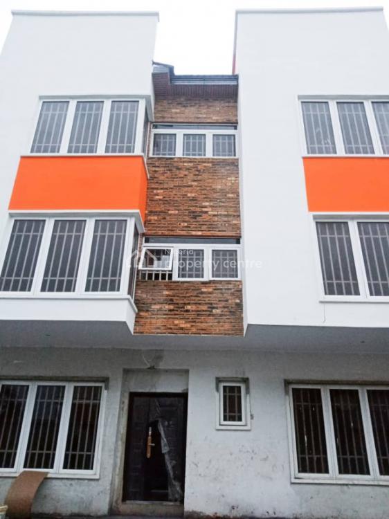 4 Bedroom Duplex, Omole Phase 1, Ikeja, Lagos, Terraced Duplex for Sale
