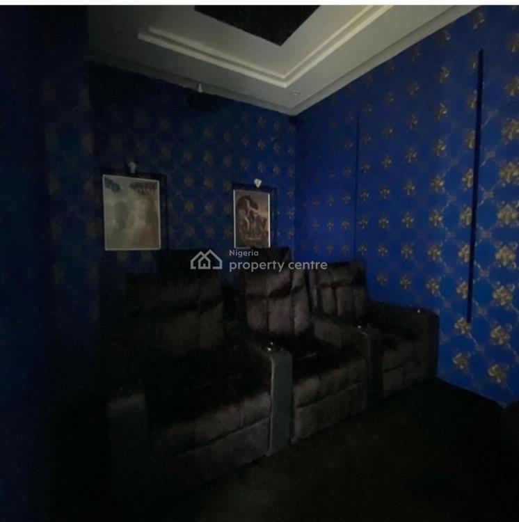 Massive 5 Bedroom Detached Duplex, Comes with Cinema, Lekki Phase 1, Lekki, Lagos, Detached Duplex for Sale