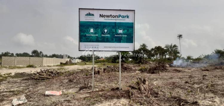 Land with Excision, Newton Park Ilagbo Town, 2km From Dangote Jetty, Ibeju Lekki, Lagos, Mixed-use Land for Sale