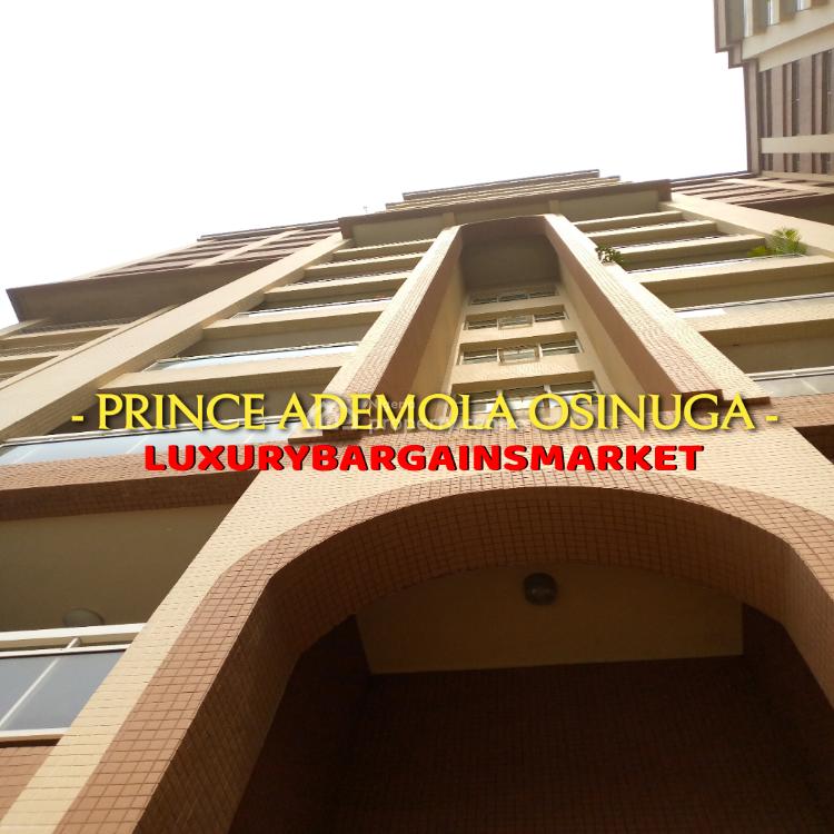 Premium & Practical First Floor 3 Bedroom Apartment, Old Ikoyi, Ikoyi, Lagos, Flat for Rent