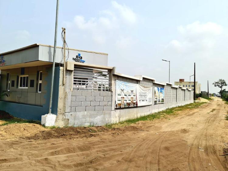 Luxury 3 Bedrooms Terrace with Bq, Abijo, Lekki, Lagos, Terraced Duplex for Sale