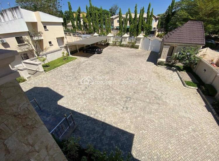 10 Bedroom Mansion, Aso Drive, Asokoro District, Abuja, Detached Duplex for Sale