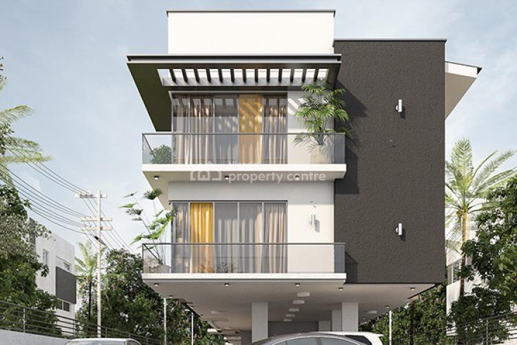 4 (nos) Luxurious 3 Bedrooms Flat, Cedar Close, Osborne, Ikoyi, Lagos, Block of Flats for Sale