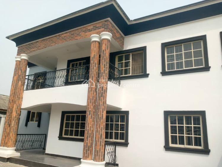 Brand New 4 Detached House with a Room Bq, Thera Annex, Sangotedo, Ajah, Lagos, Detached Duplex for Sale