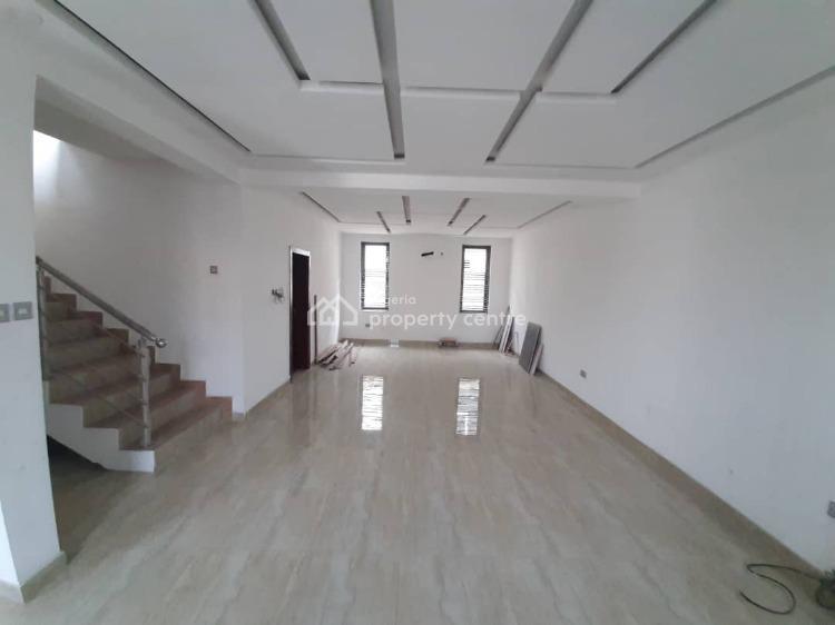 4 Bedroom Terraced Duplex with Bq, Osapa, Lekki, Lagos, Terraced Duplex for Sale