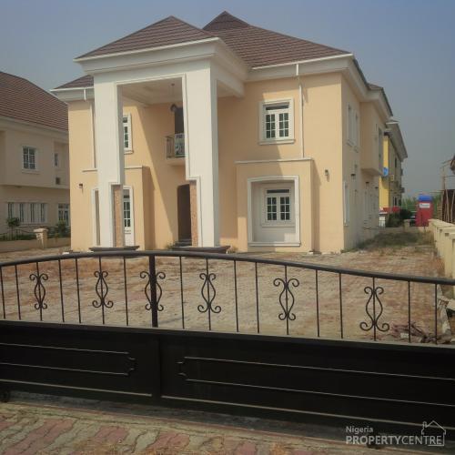Massive 5bedroom Detached Duplex At The Exclusive Northern Foreshore, Lekki, Lekki, Lagos, 5 Bedroom House For Sale