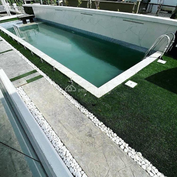 Brand New Exquisite 5 Bedrooms Detached Duplex, Lekki Phase 1, Lekki, Lagos, Detached Duplex for Sale