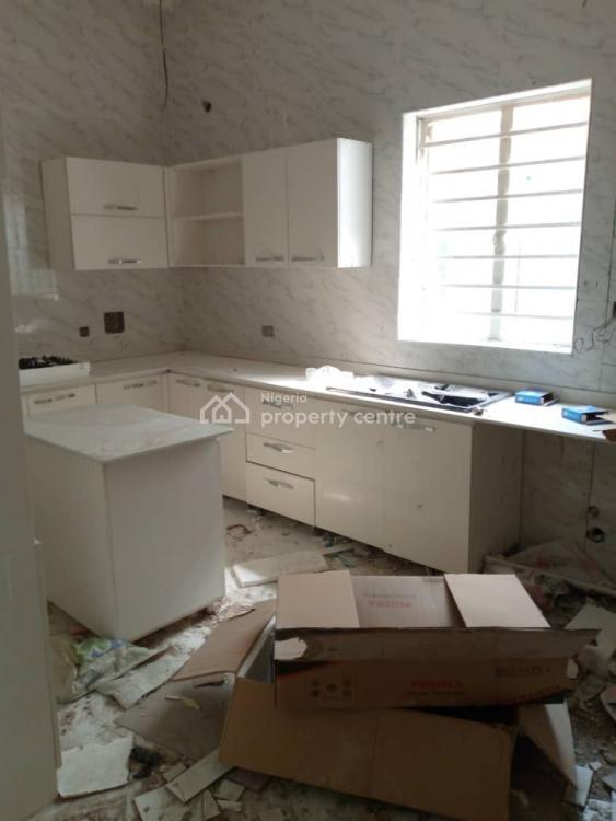 Exquisite Newly Built 4 Bedroom Semi Detached Duplex with Bq, Chevron Drive, Lekki, Lagos, Semi-detached Duplex for Sale