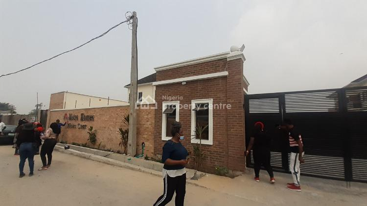 4 Bedroom Semi Detached Duplex, Atlantic Layout Estate, Ajah, Lagos, Semi-detached Duplex for Sale