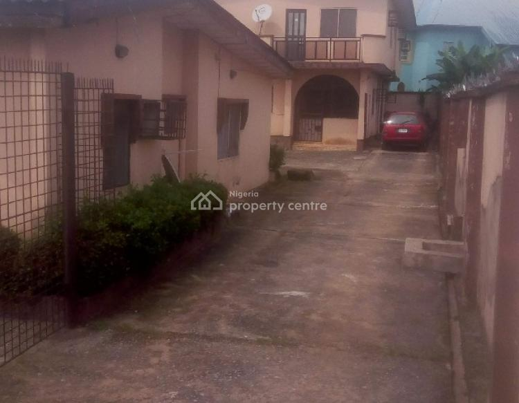 6 Bedroom Detached House + 3 Bedroom Bungalow, Jakande Estate, Isolo, Lagos, House for Sale