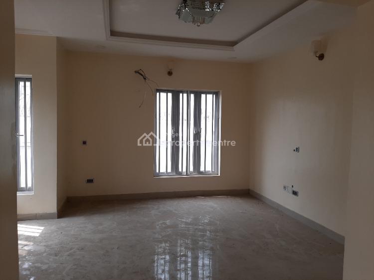 Specious Brand New 5 Bedroom Duplex  Plus Bq, Gate Estate Within Blenco Supermarket Before Shop Rite, Sangotedo, Ajah, Lagos, Detached Duplex for Rent