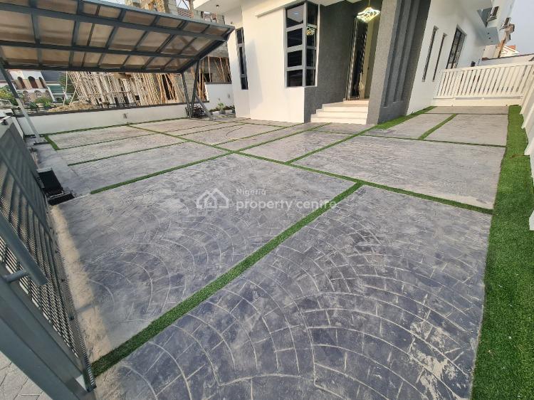 Newly Built 5 Bedroom House with Elevator, Arcadia Grove Estate, Beside Pinnock Beach Estate, Osapa, Lekki, Lagos, Detached Duplex for Sale