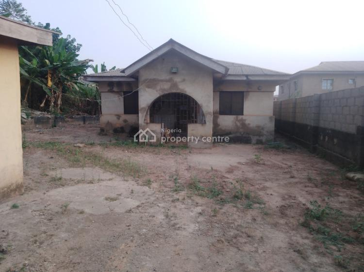 Full Plot of Land with 3 Bedroom Flat Structure, Ishokan Estate, Agric, Ikorodu, Lagos, Mixed-use Land for Sale