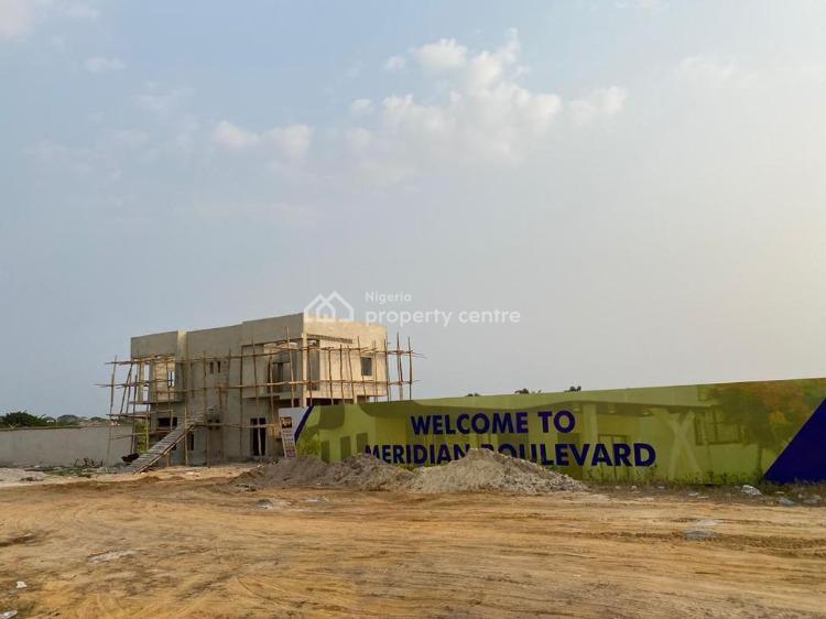 Prestigious Estate Close to Exceptional Locations, Meridian Boulevard, By Abraham Adesanya, Okun-ajah, Ajah, Lagos, Residential Land for Sale