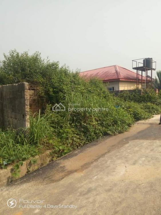 Standard 1 Plot of Land Area with Federal Light, 1 Plot of Land at Majesty Estate, Off Nta Road, Port Harcourt, Rivers, Residential Land for Sale