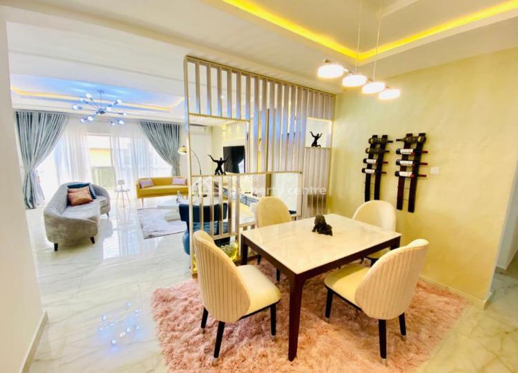 Perfect 3 Bedroom Duplex, with Swimming Pool,24 Hours Light, Landmark,beach, Victoria Island (vi), Lagos, Detached Duplex Short Let