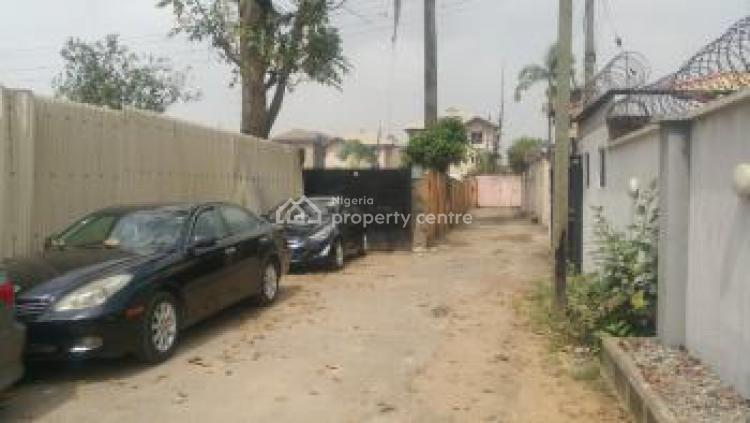 Gated Land Measuring 520m, Fenced Round, Off Oduduwa Crescent, Ikeja Gra, Ikeja, Lagos, Residential Land for Sale