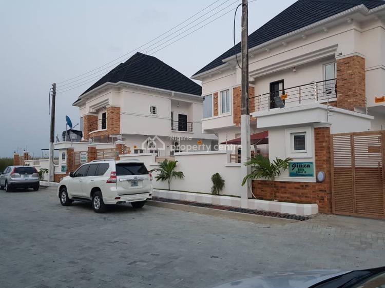 Newly Built 5 Bedroom Fully Detached Duplex with Bq, Lekki County Homes Road, Ikota, Lekki, Lagos, Detached Duplex for Sale