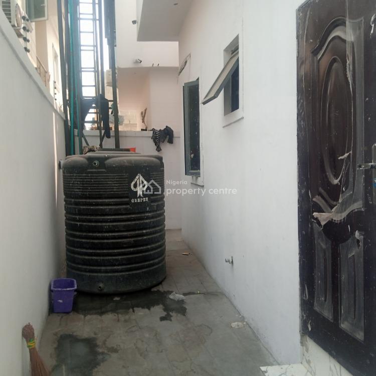 Newly Built 4 Bedroom Detached Duplex with Domestic Staff Quarters, Osapa London, Lekki, Lagos, Detached Duplex for Sale