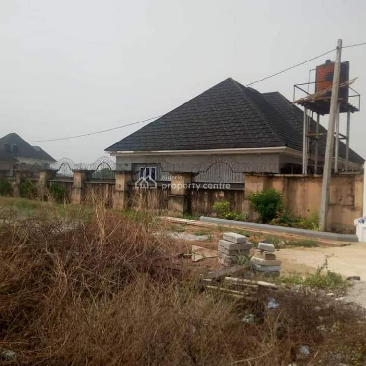 4 Bedroom Bungalow All Ensuite Well Finished with Security House, Area P, Pocket Layout, New Owerri, Owerri Municipal, Imo, Detached Bungalow for Sale