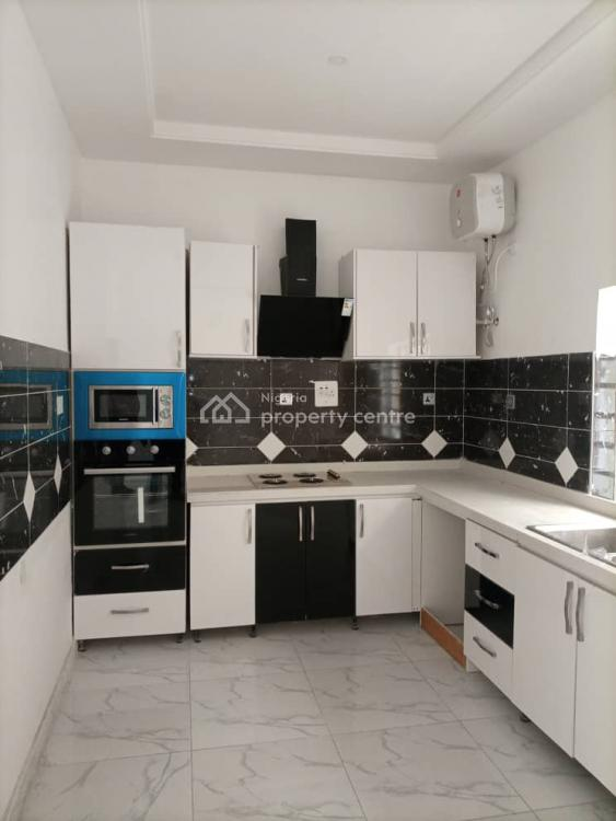 New 2 Bedroom Flat in a Private Estate, Agungi, Lekki, Lagos, Flat for Sale