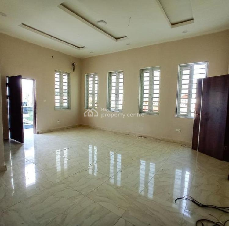 Newly Built 3 Bedroom Terrace Plus Bq in a Well Serene Location, Romax Estate, Beside North West Filling Station, Lekki, Lagos, Terraced Duplex for Sale