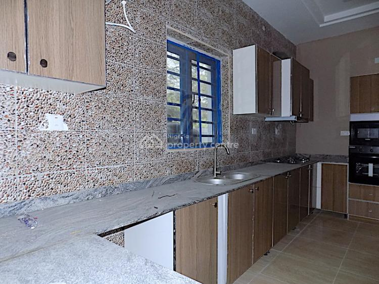 New Clean House Spacious 5 Bedroom Fully Detached Duplex with Bq, 2nd Toll Gate, Lekki, Lagos, Detached Duplex for Sale