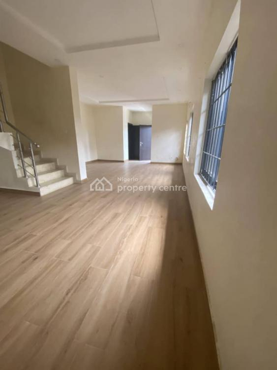 Spacious 5 Bedroom Semi Detached Duplex with a Bq;, Parkview, Ikoyi, Lagos, Semi-detached Duplex for Rent