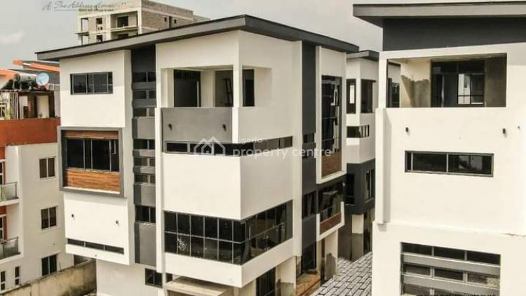 Brand New Luxuriously Finished 5 Bedroom Fully Detached House with Bq, Banana Island, Ikoyi, Lagos, House for Sale
