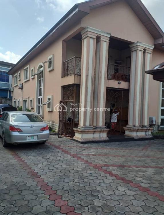 Luxury 5 Bedroom Fully Detached House with Ac & a 27kva Plant, Rumuibekwe Extension, Port Harcourt, Rivers, Detached Duplex for Sale