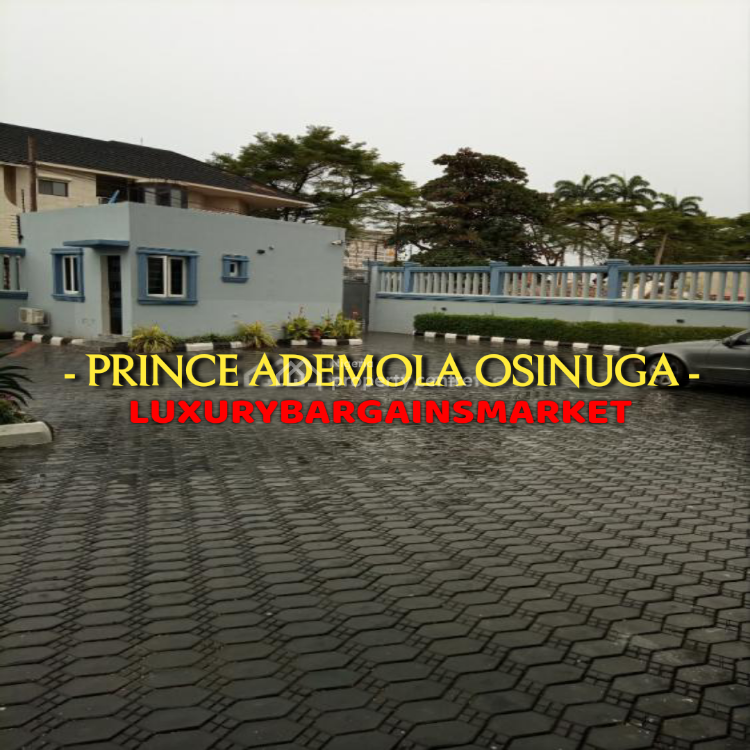 Corporate Lease - Cheap 10 Units Newly Built 3 Bedroom Apartments!, Old Ikoyi, Ikoyi, Lagos, Flat for Rent