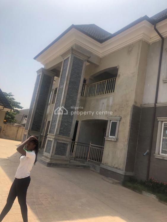 5 Bedroom Stand Alone Duplex with One Bedroom Bq, Around Living Faith Church Extension 3, Kubwa, Abuja, Detached Duplex for Sale
