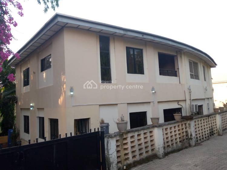 4 Units of 3 Bedroom Semi-detached Duplex with One Room Bq Each, Maitama District, Abuja, Semi-detached Duplex for Sale