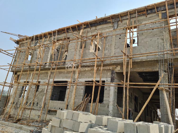 Ongoing Luxury 3 Bedroom Terrace Duplex, Lekki Phase 2, Vgc, Lekki, Lagos, Terraced Duplex for Sale