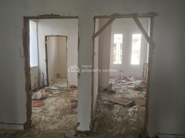 Luxury Built 4 Bedroom Duplex, Fully Fitted, Romax Garden, Beside Vgc, Lekki Phase 2, Lekki, Lagos, Semi-detached Duplex for Sale