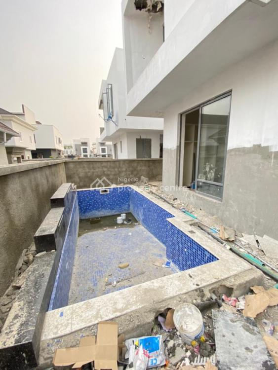 5 Bedroom Fully Detached Duplex with Swimming Pool and Private Cinema, Pinnock Beach Estate, Lekki, Lagos, Detached Duplex for Sale