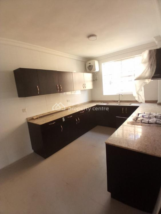Luxury 3 Bedroom Terrace Duplex with Excellent Finishing, Abraham Adesanya, Ajah, Lagos, Flat for Rent