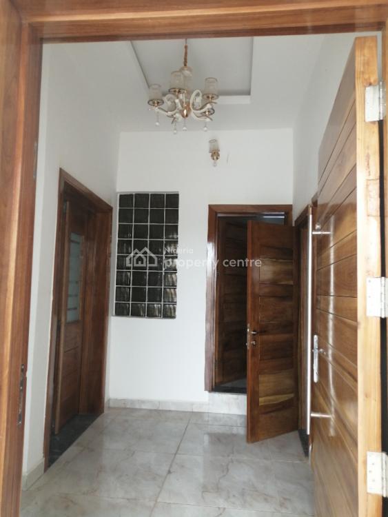 Lux Built and Finished 5 Bedroom Duplex with Pool in a Secured Estate, Royal Garden Estate Ajah, Lekki, Lagos, Detached Duplex for Sale